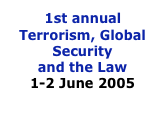1st annual